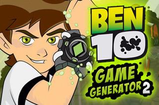 Ben 10 Game Generator 2