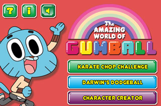 The Amazing World of Gumball: Mini Games