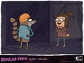 Wallpaper - Eileen & Rigby