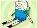 Finn Paper Toy