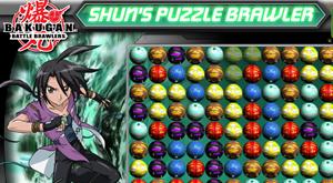Shun's Puzzle Brawler