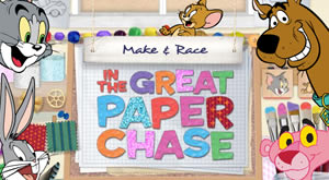 Great Paper Chase