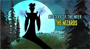 Crystal Cove Online: The Wizards