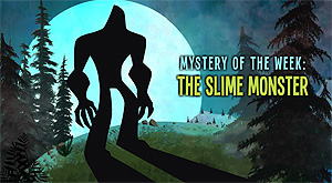 Crystal Cove Online: The Slime Monster