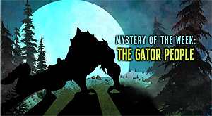 Crystal Cove Online: The Gator People