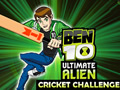 Ben 10 Ultimate Alien - Ultimate Cricket Challenge