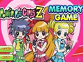 PPGZ Memory Game | PowerPuff Girls Z